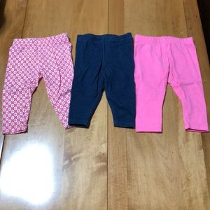 Girls leggings 3M